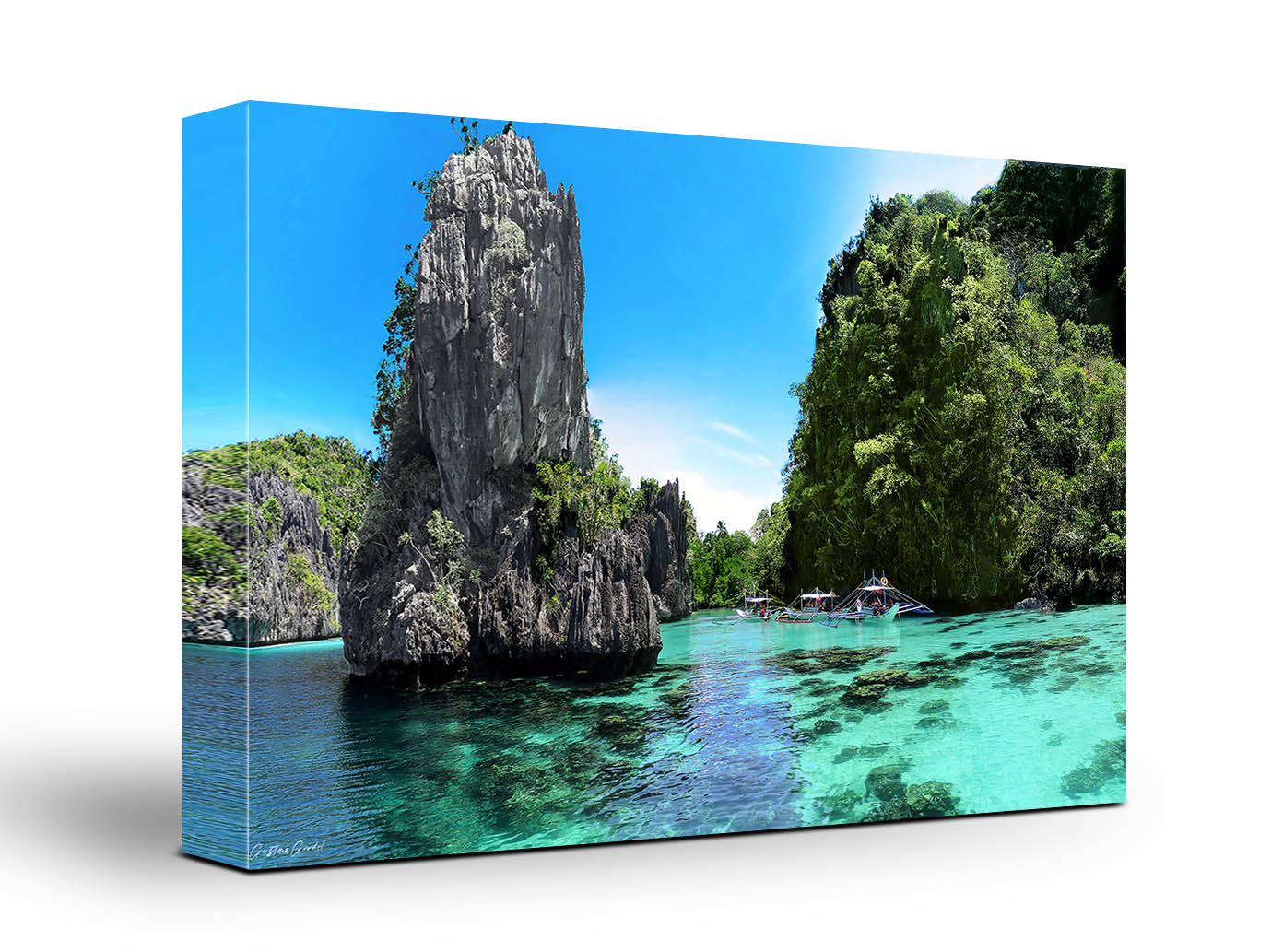 Philippines Islands Wall Art