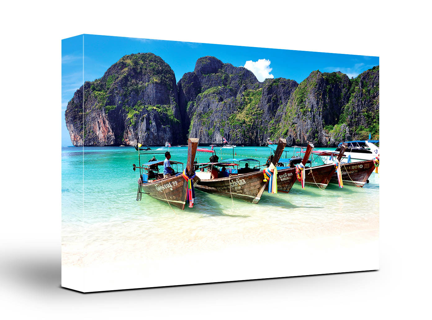 Thailand Beach Wall Art